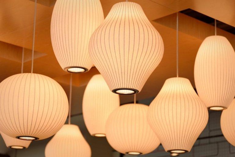 In elke kamer de juiste verlichting