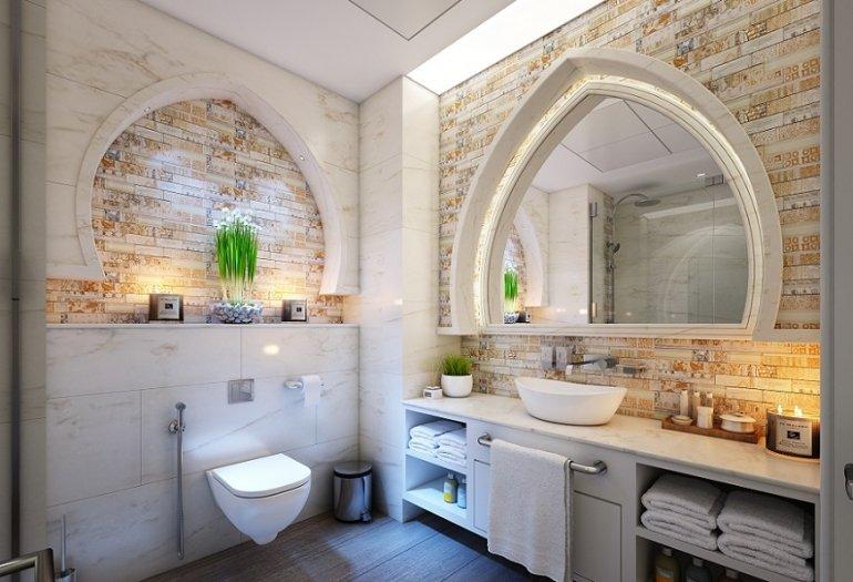 Ontdek onze 4 tips voor badkamerverlichting